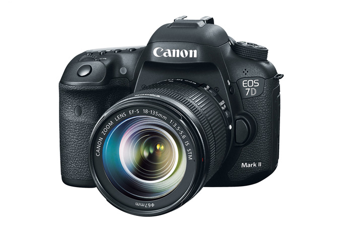 Firmware update for the Canon EOS 7D Mark II