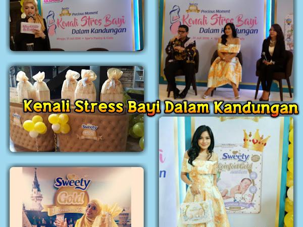 Kenali Stress Bayi Dalam Kandungan