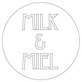milk&miel