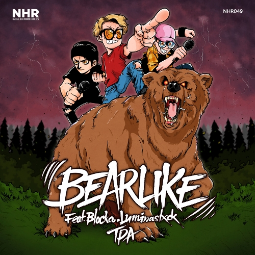 TPA – Bearlike (Feat. Blocka & Luminastxck) – Single