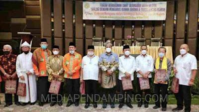 Pemko Medan Hadiri Dialog Pengurus Rumah Ibadah dan Tokoh Lintas Agama Yang Digelar FKUB
