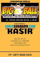 Lowongan Kerja Surabaya Terbaru di Big 9 Ball Pool & Karaoke Juli 2019