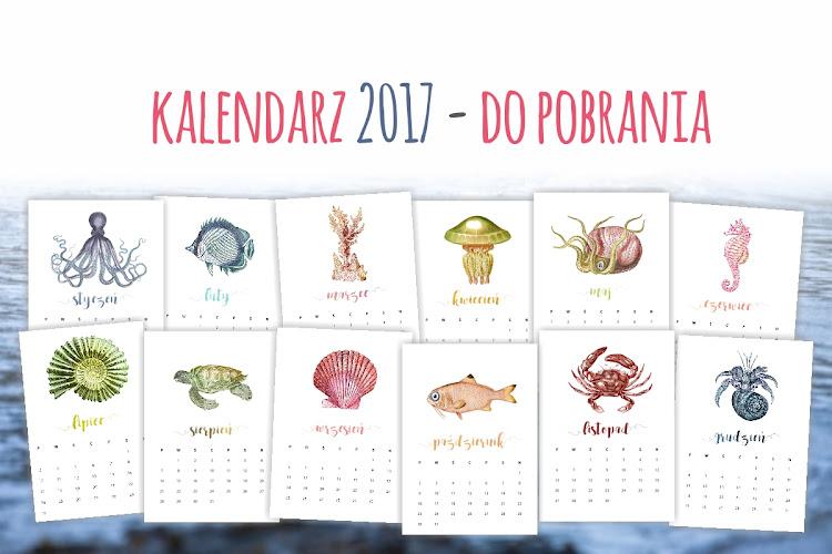 darmowy kalendarz 2017