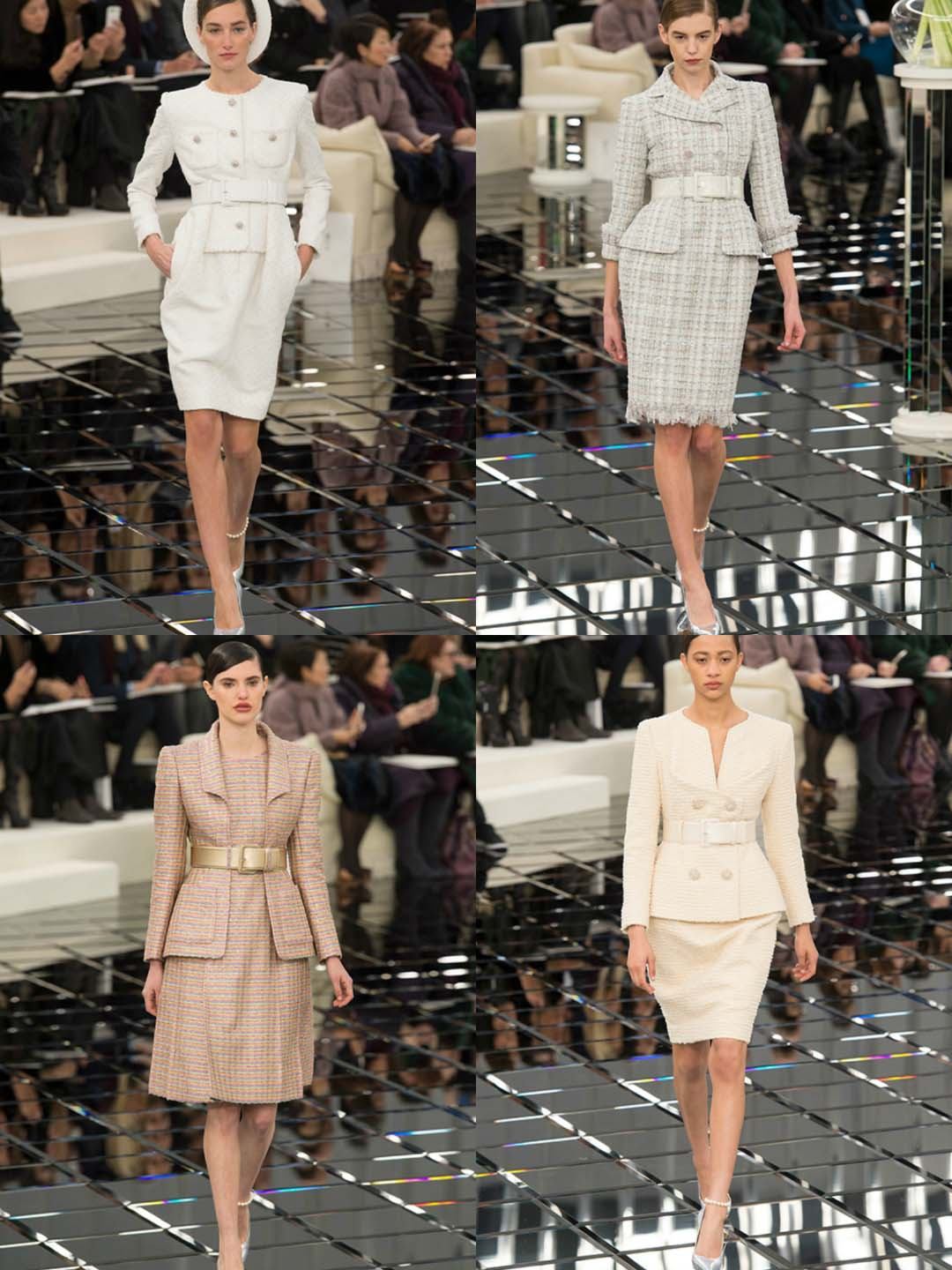 Eniwhere Fashion - Paris Haute Couture - Chanel
