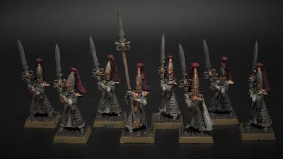 Swordmasters of Hoeth (WIP)