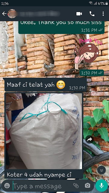 Testi Jasa Titip Bangkok-Indonesia