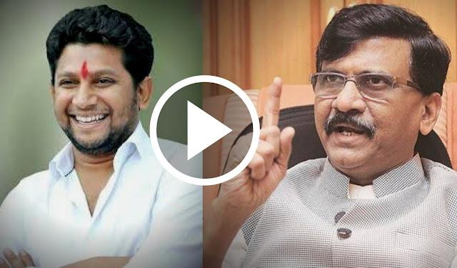 तीन पक्षांनी एकत्र येऊन सरकार केलेच कशाला ?, सुजय विखे पाटील || Marathi news