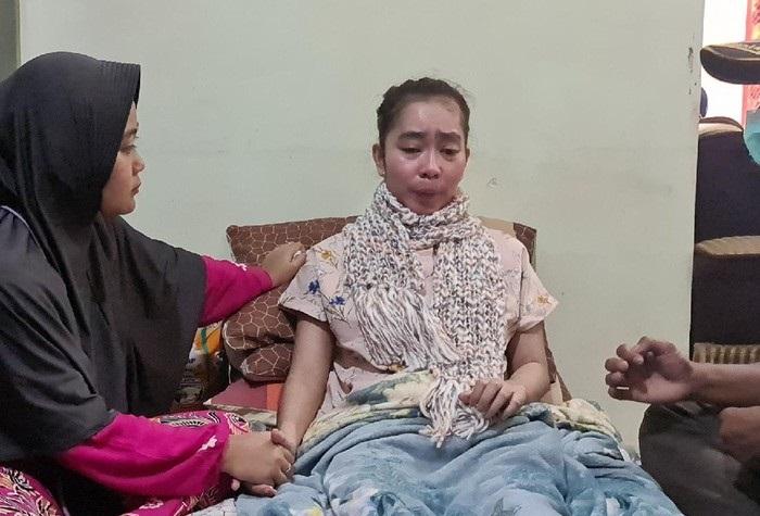 Guru di Sukabumi Lumpuh Usai Vaksinasi Covid-19, Keluarga Tambah Kecewa Terkait Janji Pemerintah