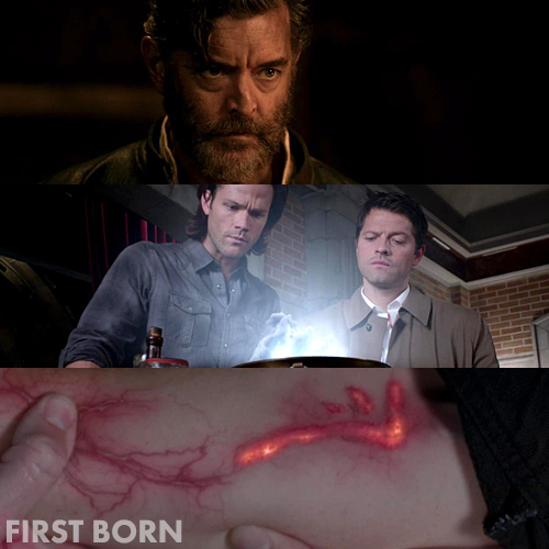 Supernatural 9x11 - First Born