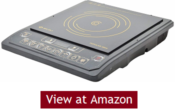 Bajaj 1400-Watt Induction Cooktop