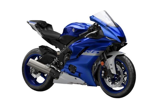 Yamaha R6 Stop Produksi, See U Next Time YZF-R6 !!