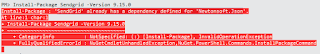 Solusi Kumpulan Error Visual Studio ASP NET MVC