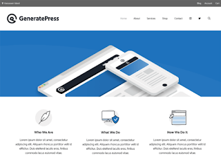 Free Download GeneratePress Premium v1.11.3 Stable