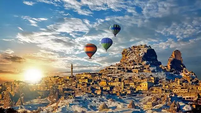 5 Great Tourist Attractions in Turkey