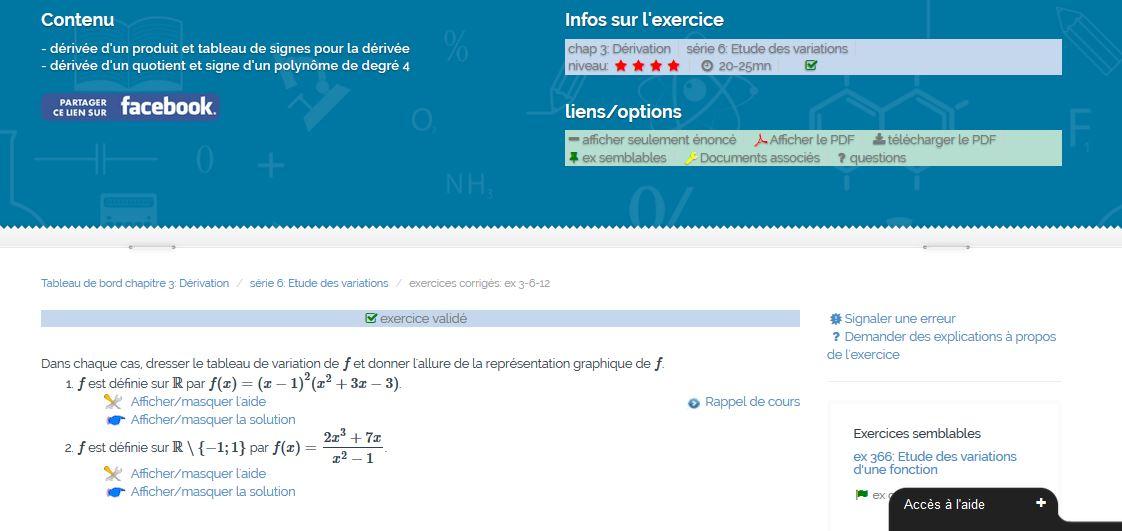 cours maths premiere s pdf