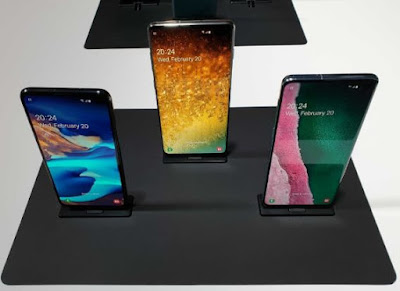 Fitur Tersembunyi Samsung Galaxy S10