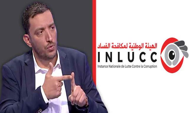 تونس : ياسين العياري يفضح هيئة مكافحة الفساد