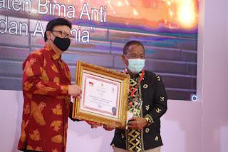 Inovasi GEBRAK BIMANTIKA Terima Penghargaan  TOP 45 Nasional