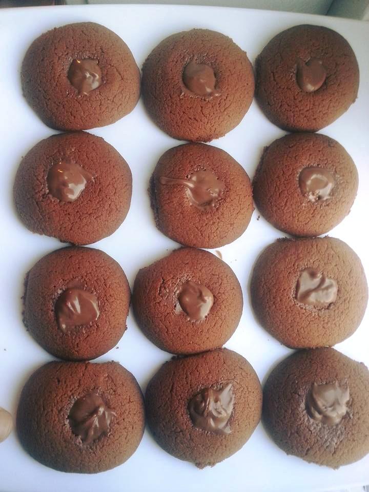 Recette Des Petits Gateaux Au Chocolat Idee Repas