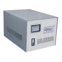 Estabilizador solido de 5000W 5Kva / EN-S5000 - 220vac