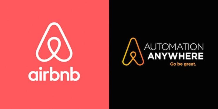 Polémica por el nuevo logo de Airbnb