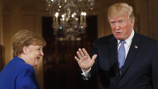 Alemania sostiene que la relación con EE.UU. no se sanará con otro presidente en caso de perder Trump