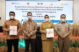 BPN Berhasil Amankan 1.319 Persil Tanah di Sultra