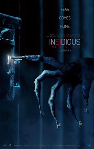 Insidious: The Last Key (BRRip 720p Dual Latino / Ingles) (2018)