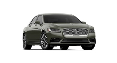 lincoln continental review spec design