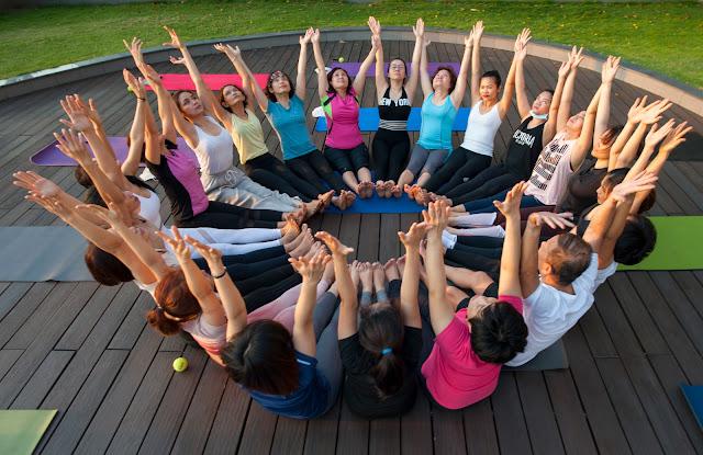 Yoga blossom