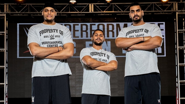 WWE Signed 3 More Indian Wrestlers