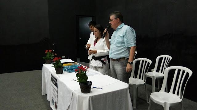 Escolinha Municipal de Judô Mauro Sakai realiza entrega de faixas para 72 judocas