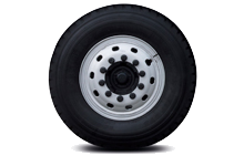 Lốp xe trộn 15 tấn hyundai