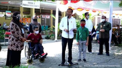 Jokowi: Corona Takkan Hilang! Bersiap Masuki Transisi Pandemi ke Endemi