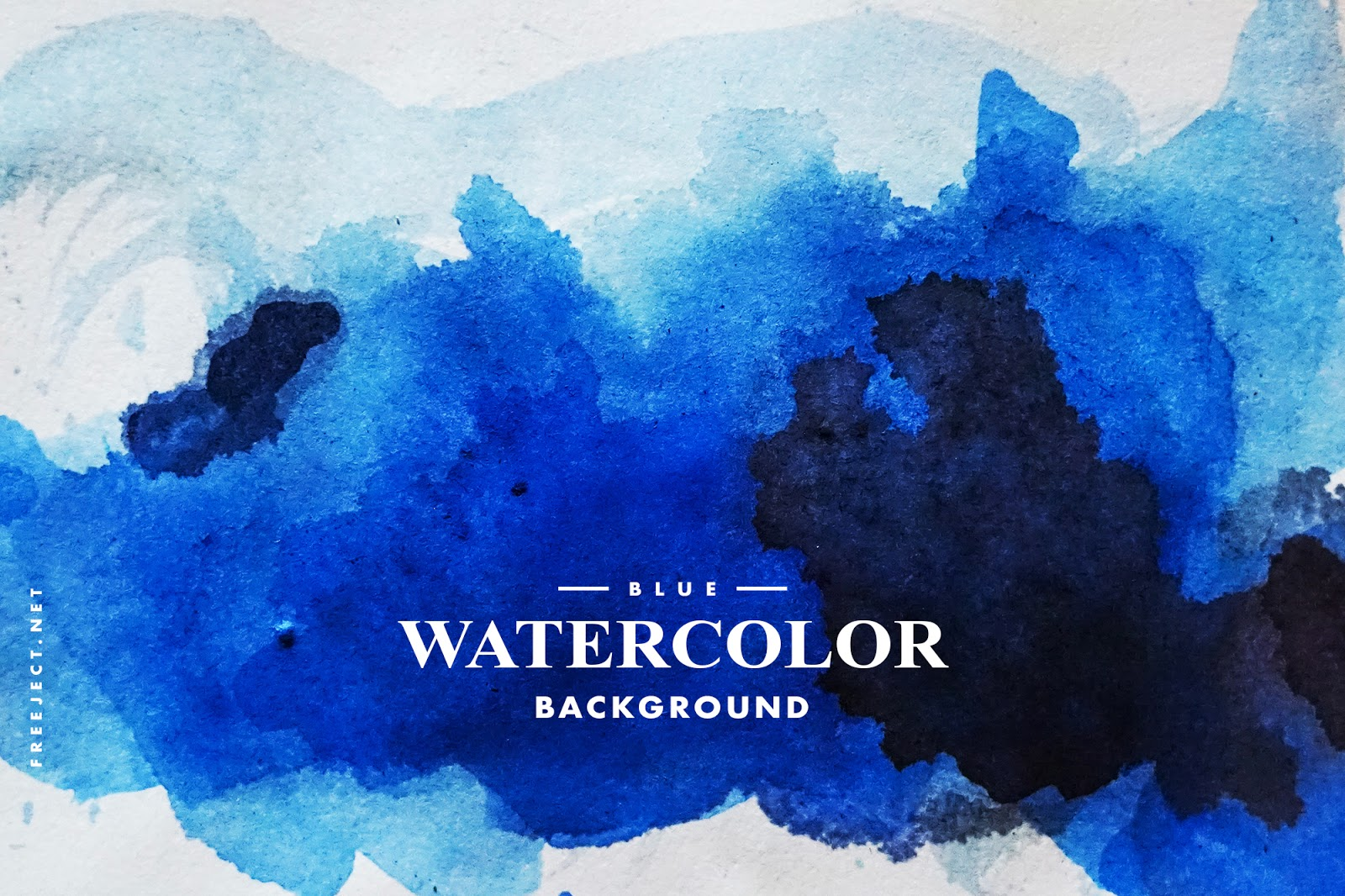 24 Abstract Blue Watercolor Background Free Download Jpg File