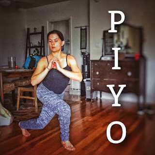 Piyo, at home fitness, Pilates, Yoga, Chalene Johnson, Workout while traveling, shoulder pain, ultimate reset cleanse, 3 week yoga retreat, beachbody on demand
