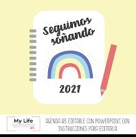 agenda, imprimir, editar, 2021, powerpoint, pdf