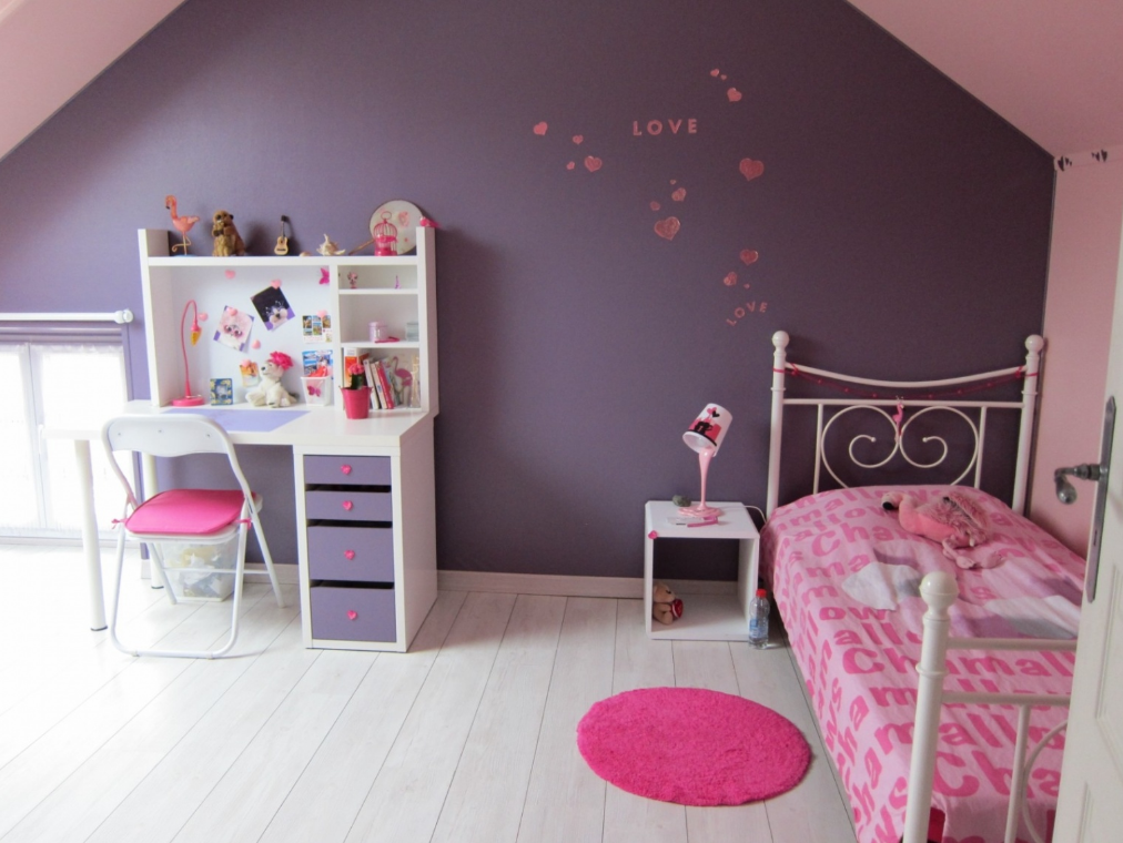 Painting Room Girl Teen Images Of Home Design Ideas