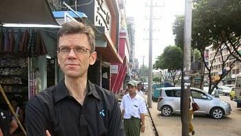 Hla Oo's Blog: TELENOR: Mobile Phone Revolution In Myanmar