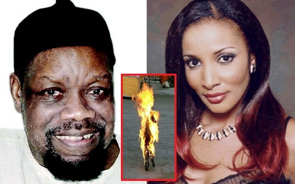 Ojukwu Asked Me To Do 3 Things After His Death - Bianca Gives Message To Biafrans [TOUCHING]