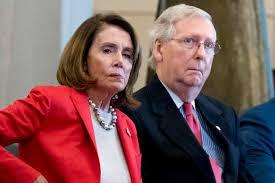 As conversas de estímulo devem ser retomadas, mas Pelosi e McConnell novamente em desacordo 2