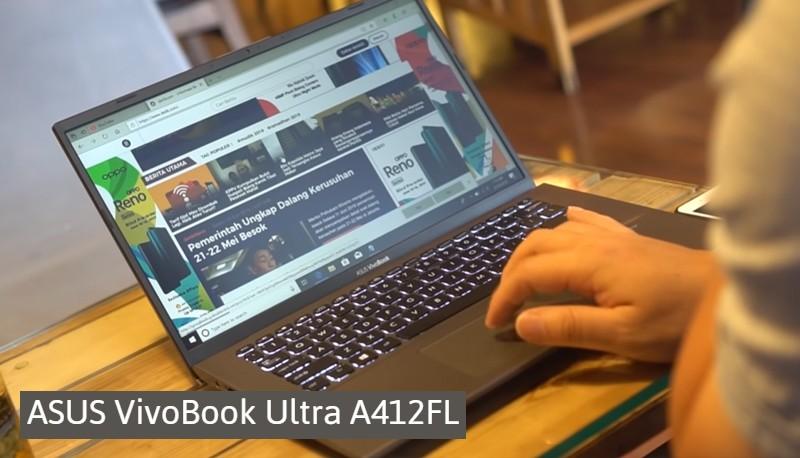 ASUS VivoBook Ultra A412FL