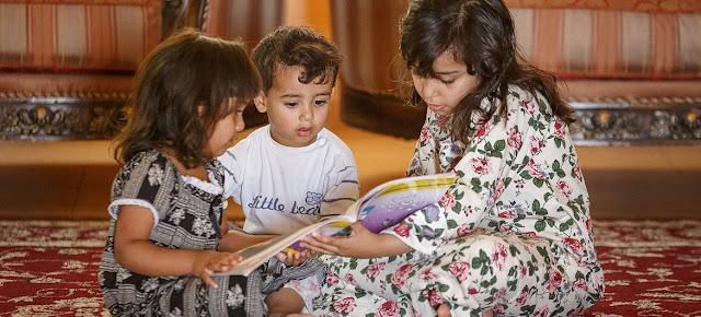 Más de cien millones de niños carecen de las competencias mínimas de lectura debido a los cierres escolares resultados de la pandemia de COVID-19.© UNICEF