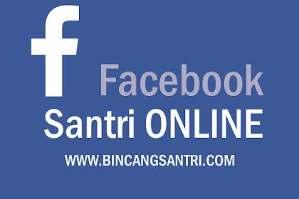 Santri Online Facebook