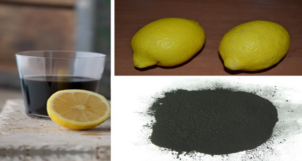 consuma limonada neagra