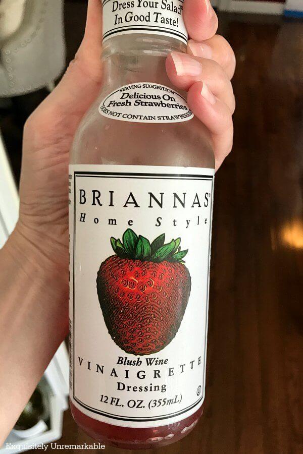 Brianna's Vinaigrette Dressing
