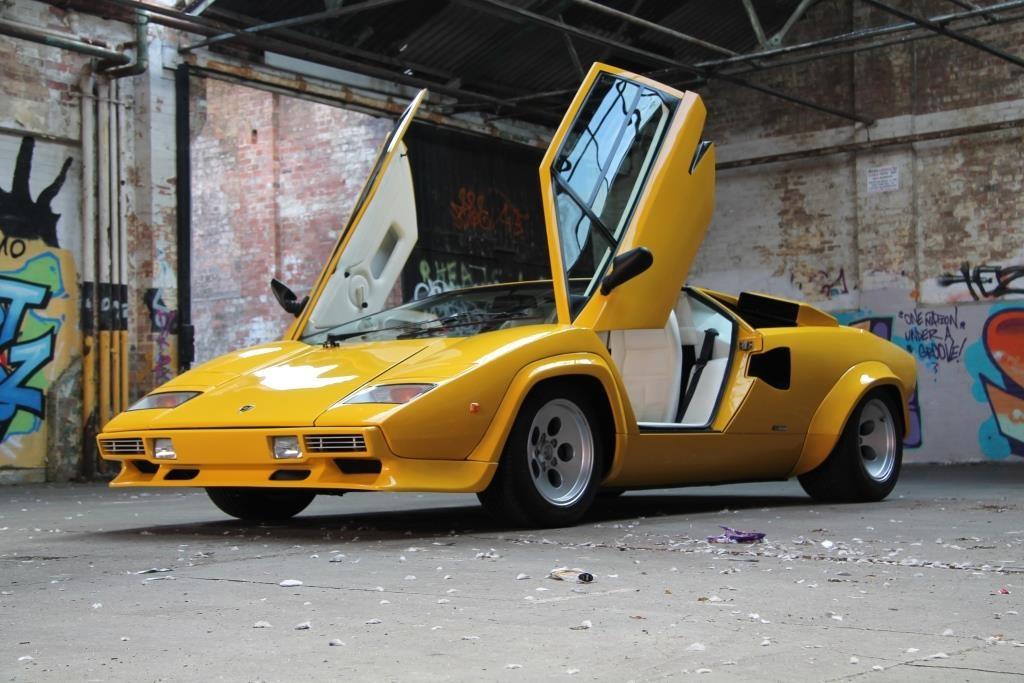 1983 Lamborghini Countach Lp500s For Sale In Uk Gbp449 995