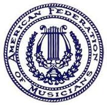 American Federation of Musicians Logo