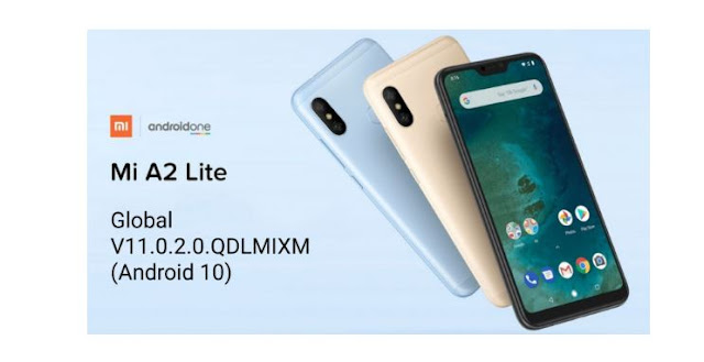 Xiaomi Mi A2 Lite Gets Android 10 Update