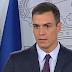 Pedro Sánchez a ERC: solo PSOE y UP apuestan por el diálogo dentro de la Constitución para resolver la crisis política